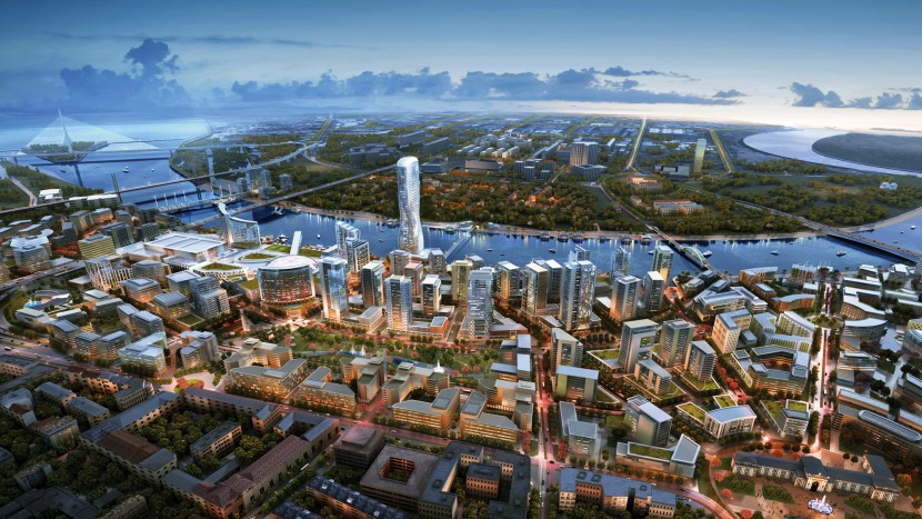Belgrade_Waterfront_rendering